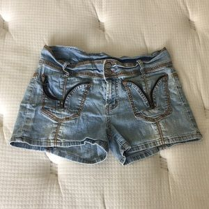 ✅Women 🇺🇸Apollo Jeans Shorts size 11/12